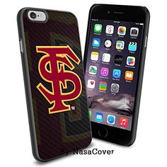 NCAA University sport Florida State Seminoles , Cool iPhone 6 Smartphone Case Cover Collector iPhone TPU Rubber Case Black [By NasaCover] NasaCover http://www.amazon.com/dp/B0140NDTQ4/ref=cm_sw_r_pi_dp_kw43vb0CEDQ3N