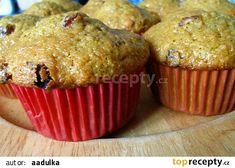 Mrkvové muffiny recept - TopRecepty.cz Breakfast, Cupcake, Morning Coffee, Cupcakes, Cupcake Cakes, Cup Cakes, Morning Breakfast, Teacup Cake, Tarts