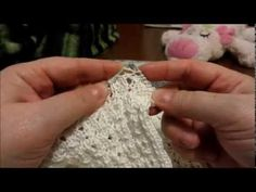 Maglia Tutorial : PUNTO SCACCHIERA A GIORNO CON LA TECNICA CONTINENTALE - YouTube Crochet Earrings, Tutorial, Crystals, Knitting, Videos, Youtube, Tejidos, Tricot, Breien