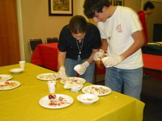 Think your cuisine reigns supreme? Teens were offered this challenge at the Teen Iron Chef competition at Arcadia Public Library on Thursday, Oct. 28 in the Cay Mortenson Auditorium from 3-6 pm.