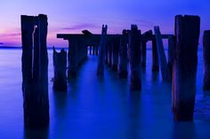 McKenzies Jetty Fraser Island at sunset. Image by Danielle Lancaster Visit Australia, Queensland Australia, Sand Island, Fraser Island, World Heritage Sites, Lancaster, View Image, New York Skyline, Scenery
