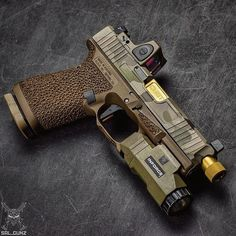 Glock 19 Loading that magazine is a pain! Get your Magazine speedloader today! http://www.amazon.com/shops/raeind