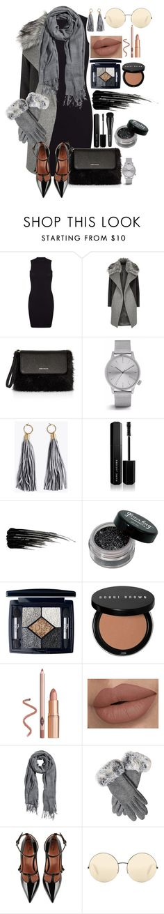 """Nothing special only GOOD LOOKING #2"" by leylabella ❤ liked on Polyvore featuring Miss Selfridge, River Island, Karen Millen, Komono, Marc Jacobs, Urban Decay, Arbonne, Christian Dior, Bobbi Brown Cosmetics and RED Valentino"