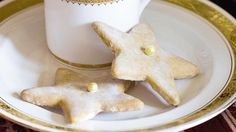 Homelife - Spiced Shortbread Stars