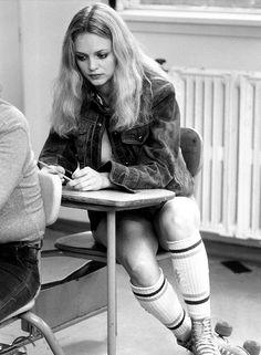 Heather Graham in Boogie Nights as Roller Girl