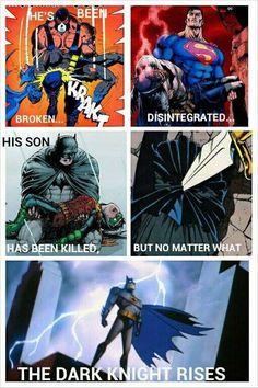 The Dark Knight rises --- Batman I Am Batman, Batman Art, Superman, Bd Comics, Marvel Dc Comics, Nightwing, Batgirl, Best Superhero, Batman Universe