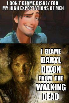 Thaaaanks Daryl Dixon
