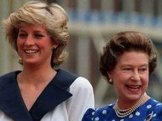 Isabel II y Diana, del amor al odio