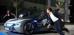 """BMW confirmed nowadays its role as exclusive worldwide automotive partner of following installment of predominate Pictures' legendary action film franchise, """"Mission:Impossible – Rogue Nation"""", in theaters from July 31."""