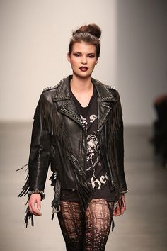 Christian Benner rock and roll fashion
