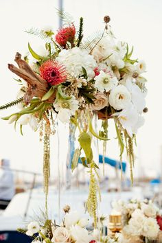 Possible wedding colors - Styled Shoot: Nautical Wedding Ideas by Design Loves Detail