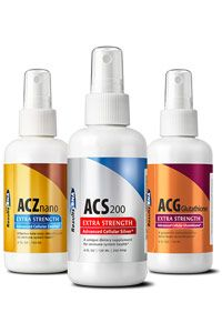Unparalleled immune system support, detoxification and rejuvenation with three powerful products.