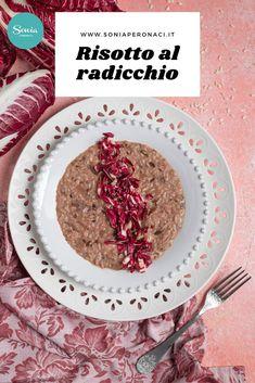 Il #risotto al #radicchio è un piatto della tradizione veneta rustico e gustoso: scopri come prepararlo al meglio in poche mosse. Inutile dirti che questa è la ricetta di base: arricchiscila aggiungendo al soffritto quello che preferisci, che siano verdure, o una dadolata di pancetta croccante! Risotto, Best Italian Recipes, Recipe Boards, Vegan Vegetarian, Pancetta, Breakfast, Food Ideas, Morning Coffee, Morning Breakfast