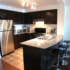The Best Hardware To Update Oak Cabinets In 2017  Hardware New Condo Kitchen Design Decorating Design