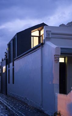 Fitzroy North House / Nic Owen Architects