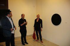 Exposición 'Mística y diálogo', del artista Alejandro Mañas García y comisariada por la Catedrática Natividad Navalón.