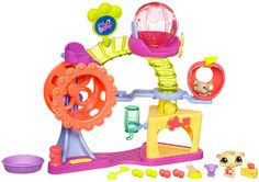 littlest pet shop treehouse - Google Search