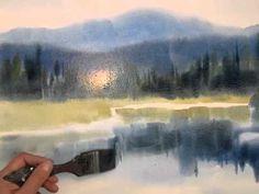Sarah Yeoman Watercolor -Video II.m4v