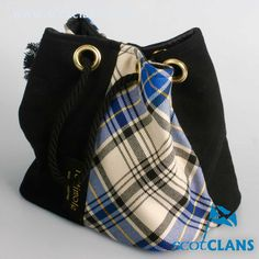 Hannay Tartan Bag. Free worldwide shipping available