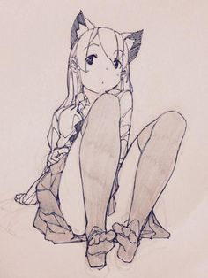 pose anime