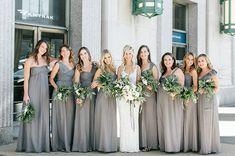 Urban Garden Wedding // Emily Wren Photography  https://greenweddingshoes.com/effortlessly-elegant-urban-garden-wedding-jana-peter/