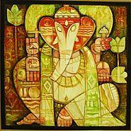 Arun Samadder Painting - SuchitrraArts.com