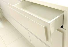 """Jakie cechy powinny mieć kuchenne szuflady? Czy bardziej stawiacie na funkcjonalność czy na """"urodę""""?"""
