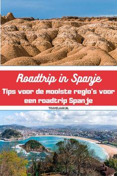Spanje is en blijft mijn favoriete vakantieland in Europa. Het land is geweldig voor het maken van een veelzijdige roadtrip. Ook een roadtrip in Spanje maken? Deze vijf Spaanse regio's zijn perfect voor een roadtrip. #spanje #roadtrip