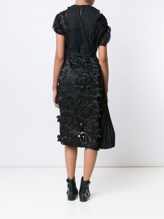 Sacai 'lily' Lace Dress - The Webster - Farfetch.com