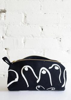 The message: Boobs are wonderful and the pattern on this dopp kit celebrates them. of profits to Planned Parenthood. The gear: This simple barrel-shaped toi Dopp Kit, Toiletry Bag, Girls Best Friend, Pillow Cases, Zip Around Wallet, Boobs, Coin Purse, Pouch, Fancy