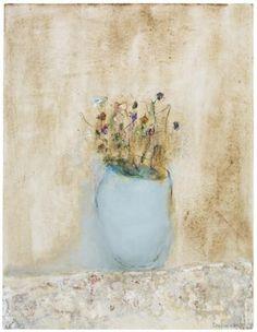 gail catlin Mixed Media, Vase, Paintings, Gallery, Artist, Painting Art, Flower Vases, Painting, Paint