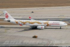 "Airbus A330-342 ""25 years livery""@ PEK"