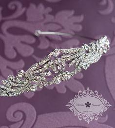 Wedding dress belt. Bitter Sweet Jewellery. #bridal #wedding #jewellery #Toronto #floral