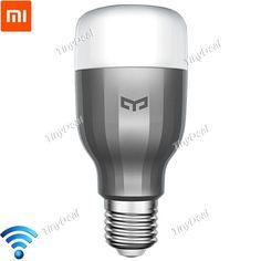 Original Xiaomi Yeelight LED Smart Light Bulb Lamp Wi-Fi Remote Control Colorful Version for Smartphone E-513193