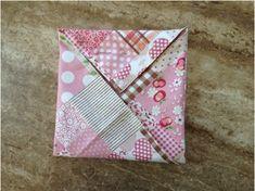 Mini string pouch | Minki's Work Table