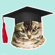 Graduation Logo, Graduation Stickers, Graduation Cap Designs, Graduation Party Decor, Flower Background Wallpaper, Flower Backgrounds, Graduation Picture Poses, Paris Poster, Image Fun