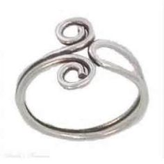 Image Search Results for wire toe ring