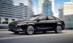 Ford has announced the specs for its updated 2017 Fusion Energi sedan, which can now travel 610 miles - further than any other plug-in hybrid on the market.