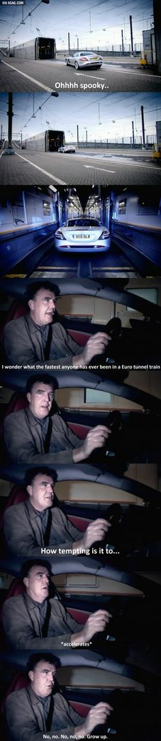Why we all love Jeremy Clarkson