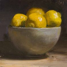 A bowl of bergamot oranges