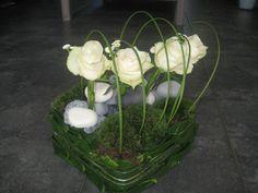 Afbeeldingsresultaat voor bloemstuk allerheiligen