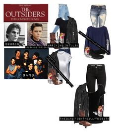 "Me in ""the outsiders"""