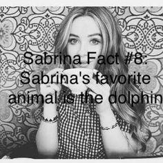 Sabrina Facts Made By @sabmydarling