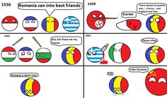 Romania forever alone Hetalia Romania, History Memes, Political Cartoons, Science And Nature, Comic Strips, Funny Pictures, Funny Memes, Comics, Country