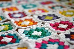 {granny squares} must learn & do!