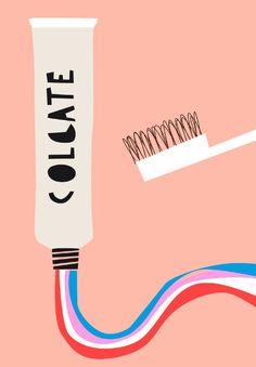 illustration sophie ledesma dentifrice.jpg - Sophie LEDESMA | Virginie