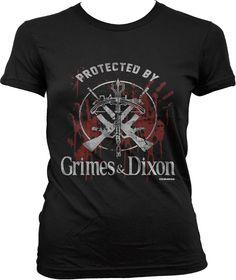 Camiseta chica Grimes