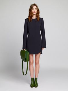 KIA - Side detail dress by Nanushka Store Evening Outfits, Editorial Fashion, Fashion Trends, I Love Fashion, Autumn Winter Fashion, Winter Style, Ready To Wear, Cool Outfits, Dresses For Work