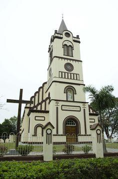 Paróquia Sant'Ana (Abranches) - Curitiba