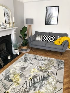 Grey and Yellow Living Room Accessories. 20 Grey and Yellow Living Room Accessories. Love Yellow and Grey Check Out 29 Amazing Living Room Yellow Living Room Accessories, Grey And Yellow Living Room, Living Room Drapes, Living Room Modern, Home Living Room, Small Living, Interior Design Living Room, Living Room Designs, Mustard Living Rooms
